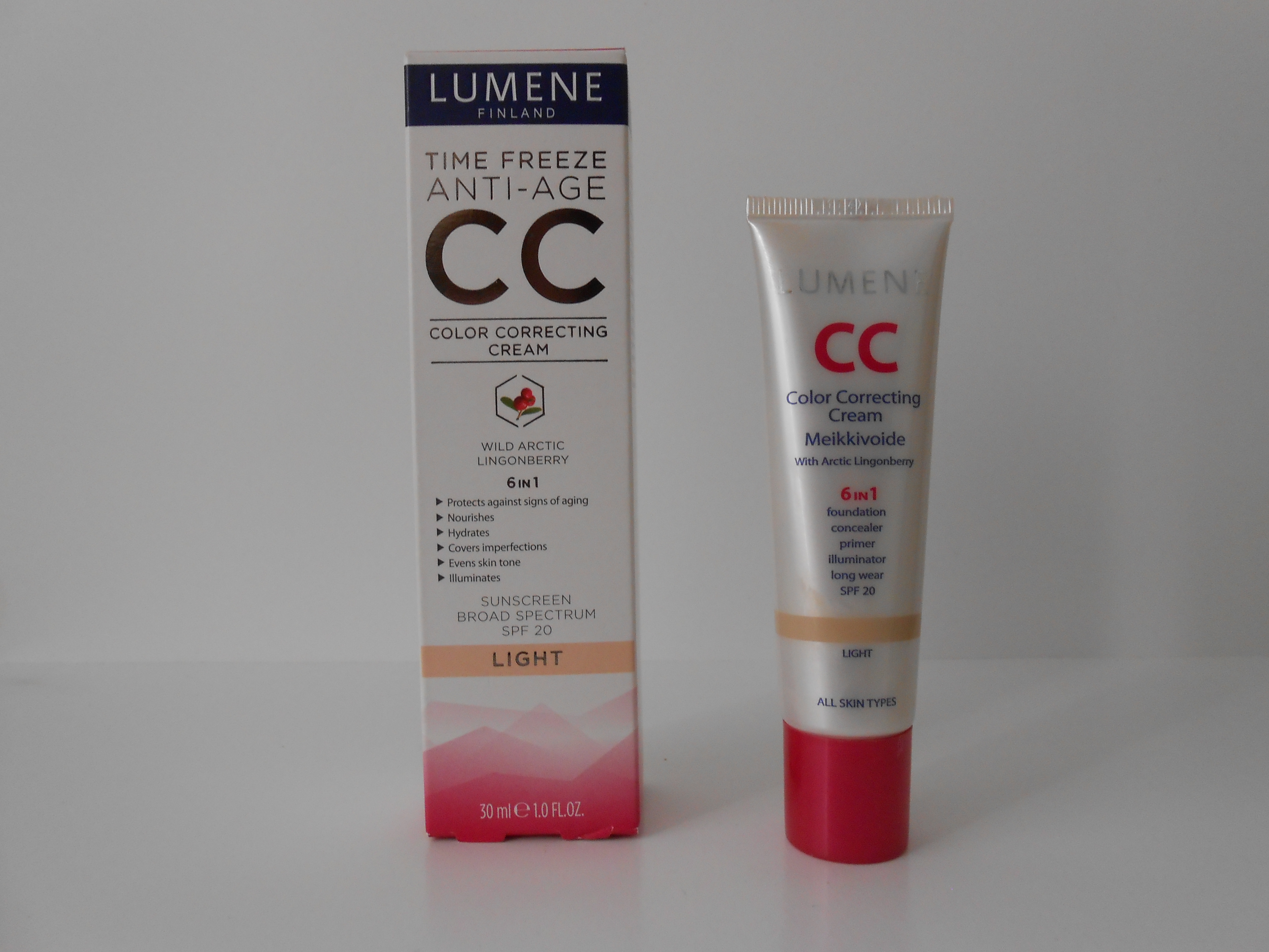 8a31a6b620a Lumene CC Cream-officially obsessed! - Tricia Clarke Makeup